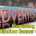 Memasang Widget Random Banner 468x60