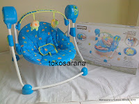 BabyDoes CH-SW6550 Portable Baby Swing