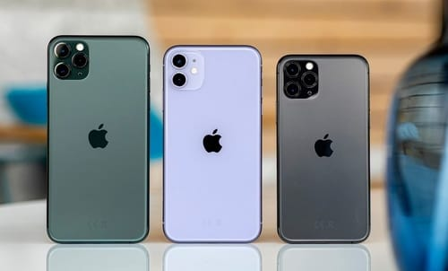 IPhone sales are threatened to decline sharply