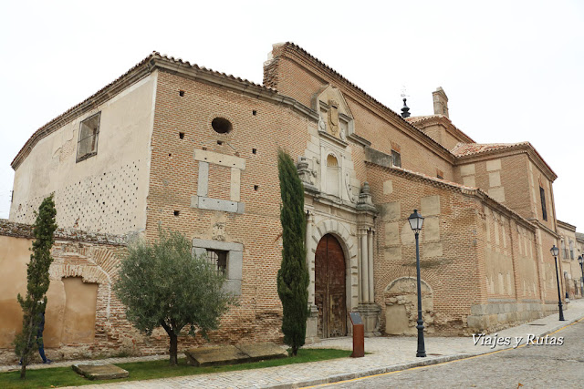 Iglesia de San Nicolás de Bari, Arévalo
