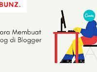 5 Langkah Cara Membuat Blog di Blogger.com Terbaru + Gambarnya