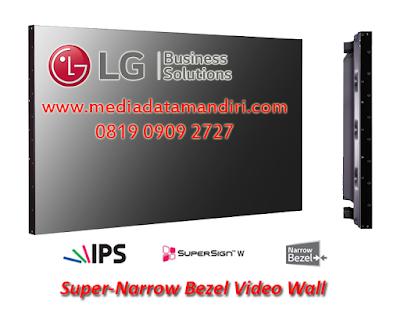 LG 49VL5B | Video Wall | Digital Signage | media data mandiri