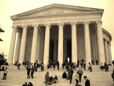 The Jefferson Memorial Washington DC