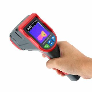 Noyafa NF-521 Infrared Thermal Imager Kamera Deteksi Panas