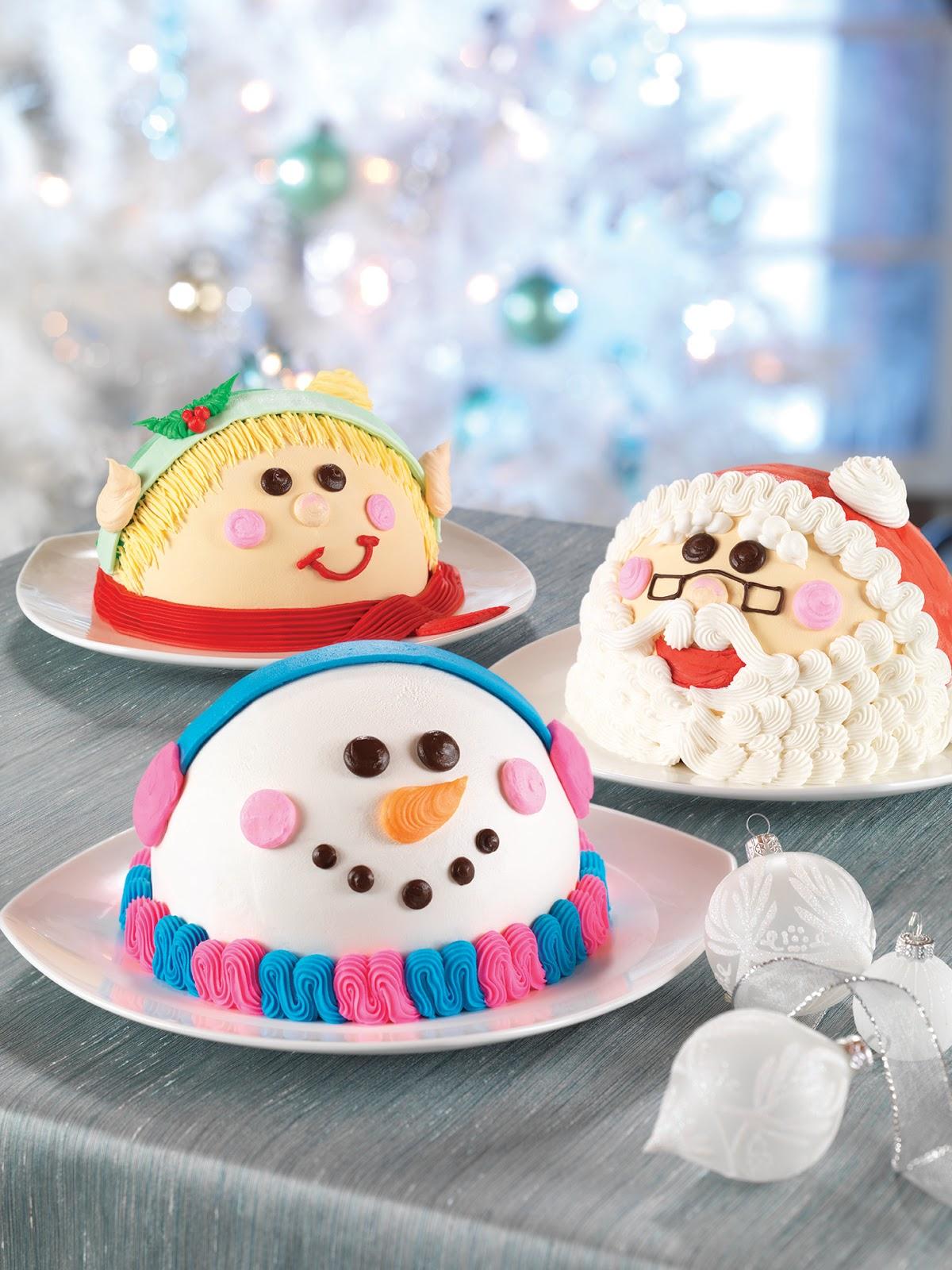 Christmas Icecream Cake Ideas