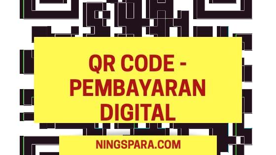 QR Standar Pembayaran Digital Ala Milenial