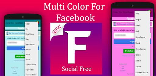Multi Color For Facebook 1.0 APK