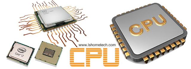 Main units of computer