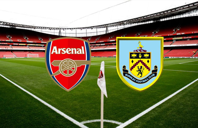 Link Live Streaming Arsenal vs Burnley