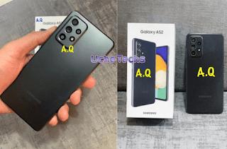 Samsung Galaxy A52 & Galaxy A72