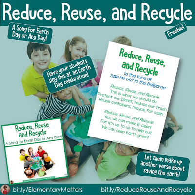 https://www.teacherspayteachers.com/Product/Reduce-Reuse-and-Recycle-Song-for-Earth-Day-235776?utm_source=Earth%20Day%20Blog%20Post&utm_campaign=Earth%20Day%20song