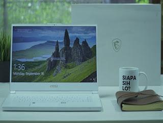 Laptop MSI 65 Creator