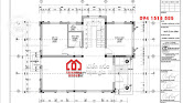 Biệt thự 2 tầng tân cổ điển mái thái lung linh ở Hải Dương - Mã số BT2543 - Ảnh 4