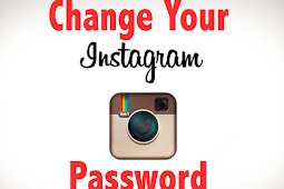Change Password for Instagram (update)