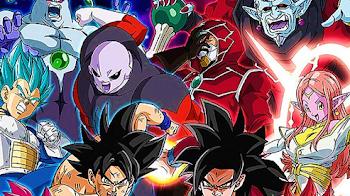 Dragon Ball Heroes: Sinopsis provisoria del primer capítulo.