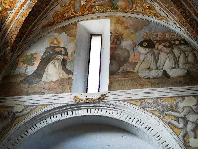 Affresco interno chiesa Ginosa
