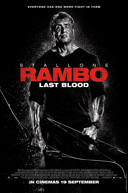 Review Filem Rambo Last Blood