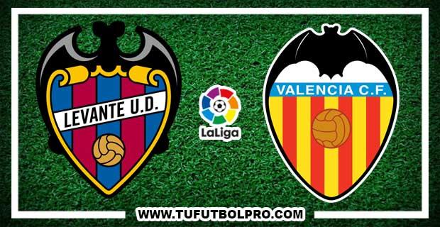 Ver Levante vs Valencia EN VIVO Por Internet Hoy 16 de Septiembre 2017