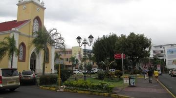 Centre ville de Papeete