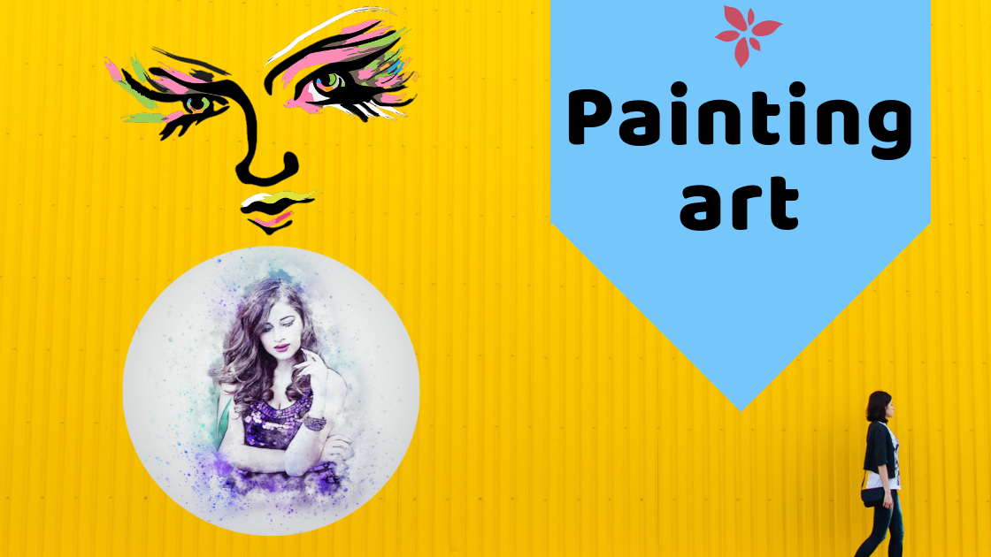 Painting art | Painting for kids | Online painting sale | 12 Best Ways to Earn Money Online from Home Without Investment www.itifitter.com
