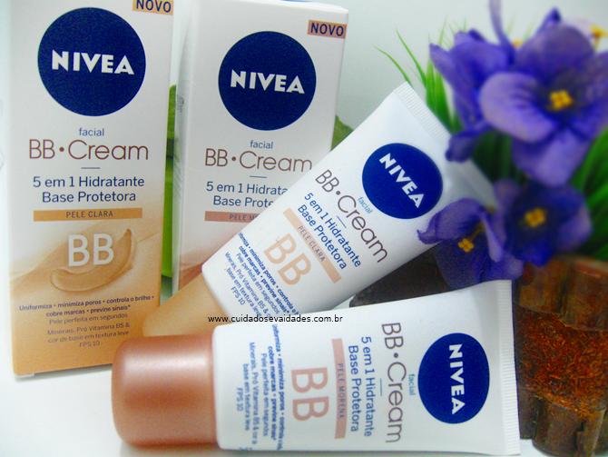 BB Cream 5 em 1 Nivea
