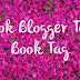 Book Blogger Test Book Tag