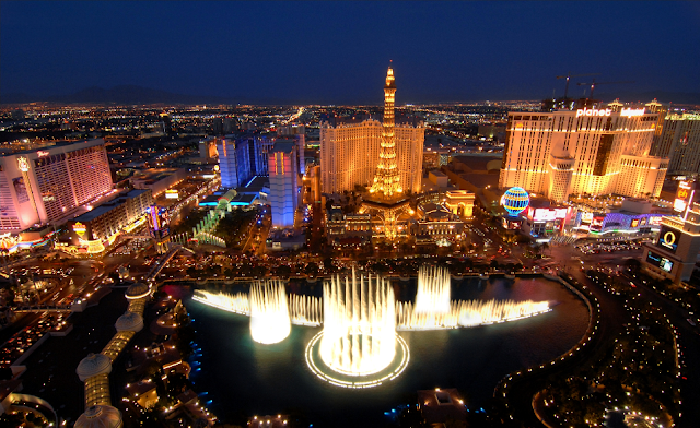 Dicas de segurança em Las Vegas