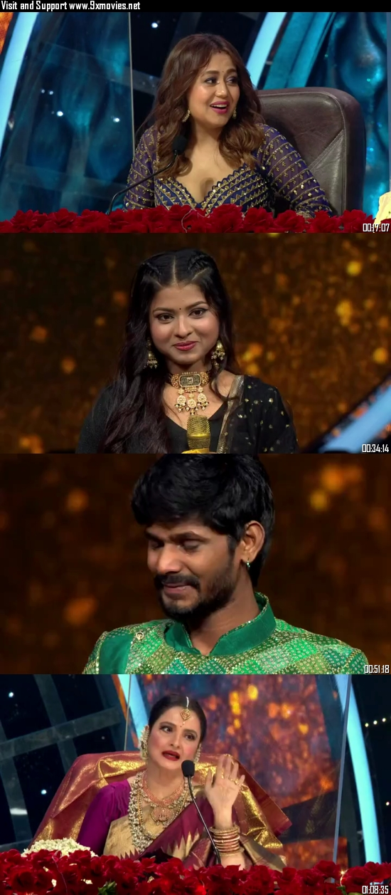 Indian Idol 03 April 2021 HDTV 480p 350MB