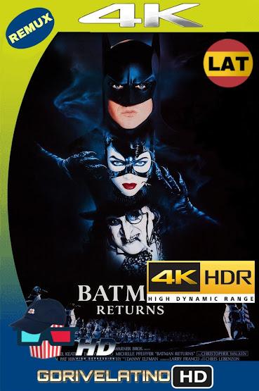 Batman Vuelve (1992) BDRemux 4K HDR Lat-Cas-Ing MKV