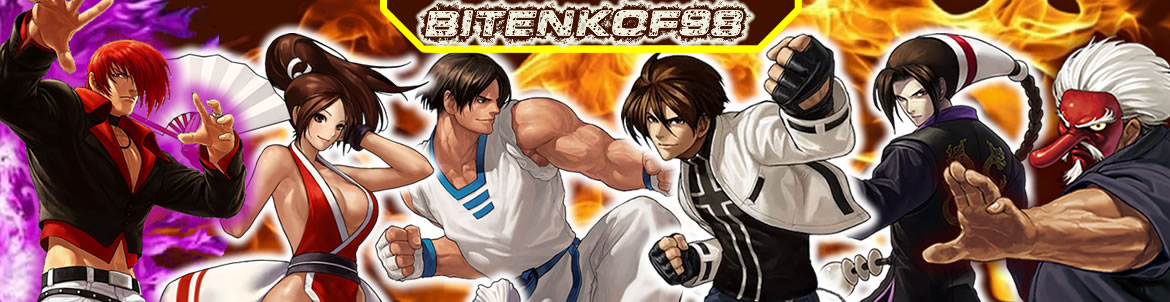 COMBO KOF 98: ROMS - GGPO - SUPERCADE - ARCLIVE- FIGHTCADE - MAME