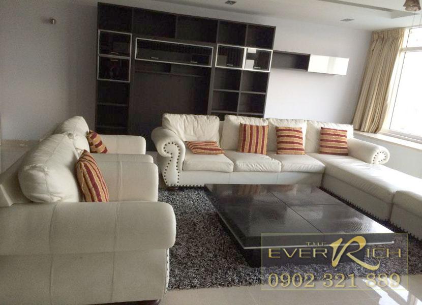 Cho thuê căn hộ Everrich đường 3/2 quận 11 căn hộ tiện nghi giá thuê hợp lý - hinh 2