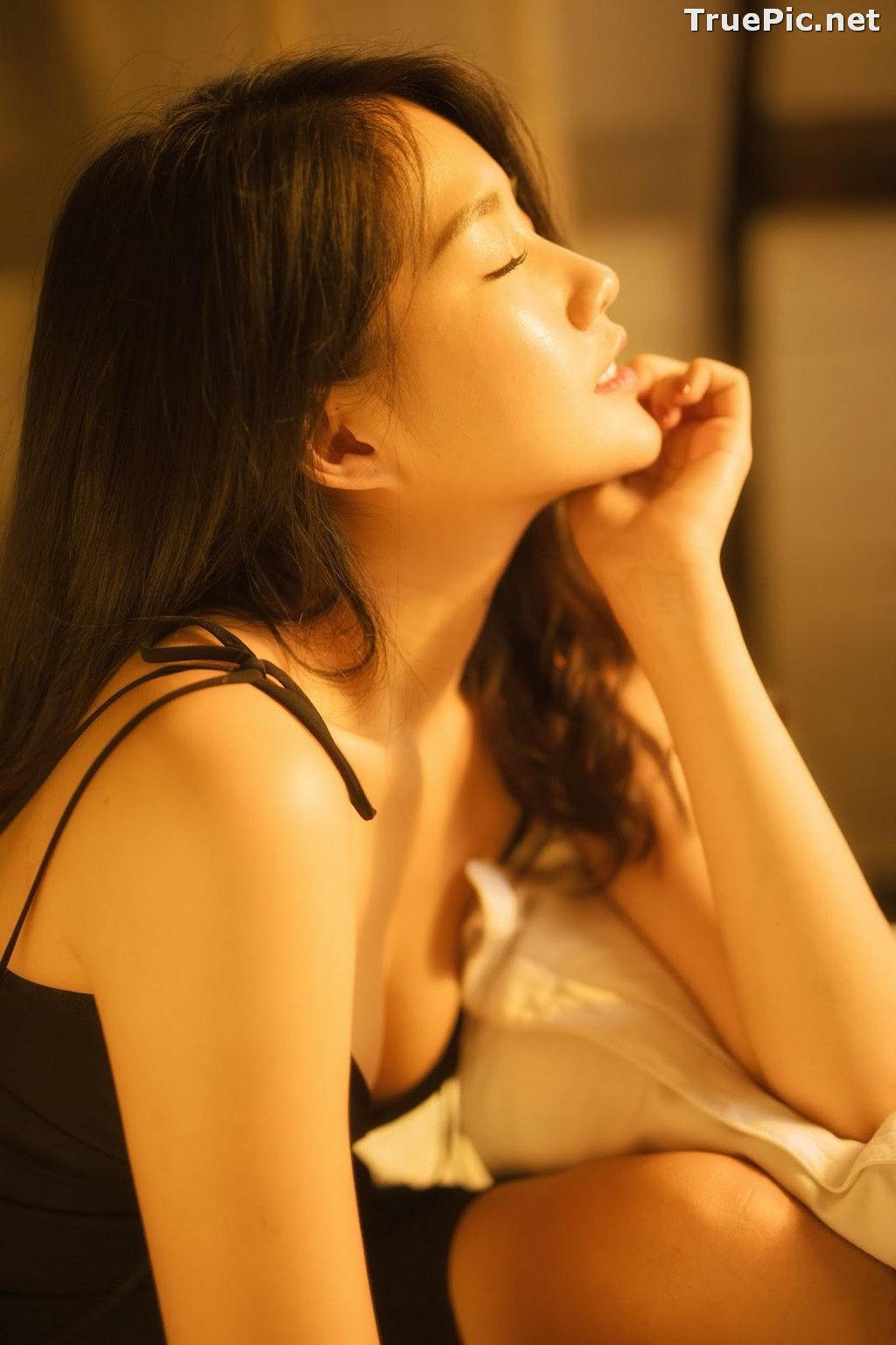 Image Vietnamese Hot Girl - Nguyen Hoang Kieu Trinh - My Black Angel - TruePic.net - Picture-34