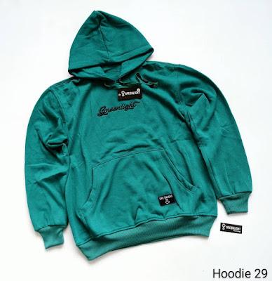 HOODIE GREENLIGHT (H29)