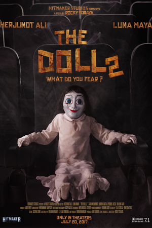 Jadwal THE DOLL 2 di Bioskop