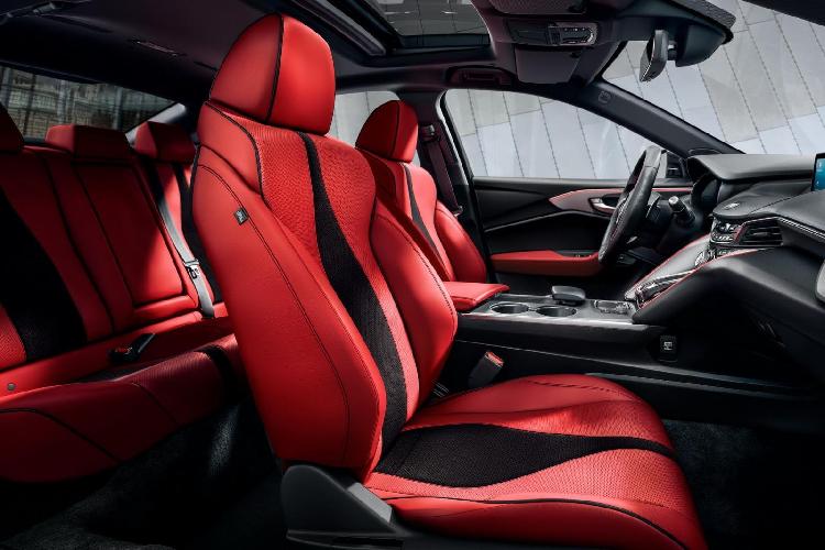 Acura TLX 2021 chính thức vén màn, từ 810 triệu đồng tại Mỹ