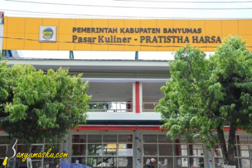 [CoC Regional: Lokasi Wisata] Pratistha Harsa Pasar Kuliner Banyumas