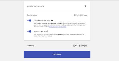 Domain TLD Murah Net Org Com Cuma 50 K