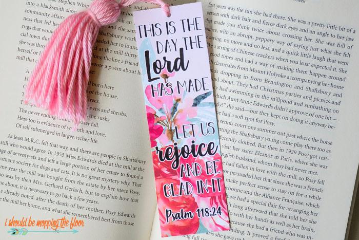 Psalm 118:24 Printable
