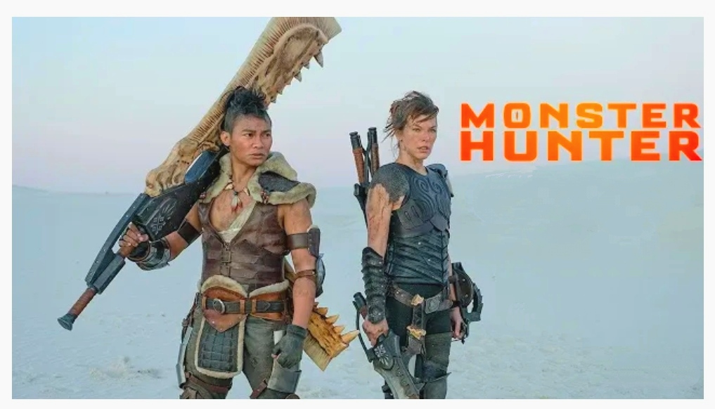Monster Hunter Full Movie Hindi Dubbed Download Filmyzilla, 9xMovies Leaked Online