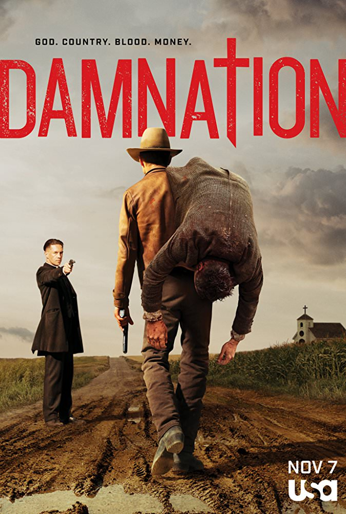 Damnation 2017: Season 1 - Full (2/8)