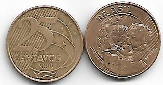 25 centavos, 2009