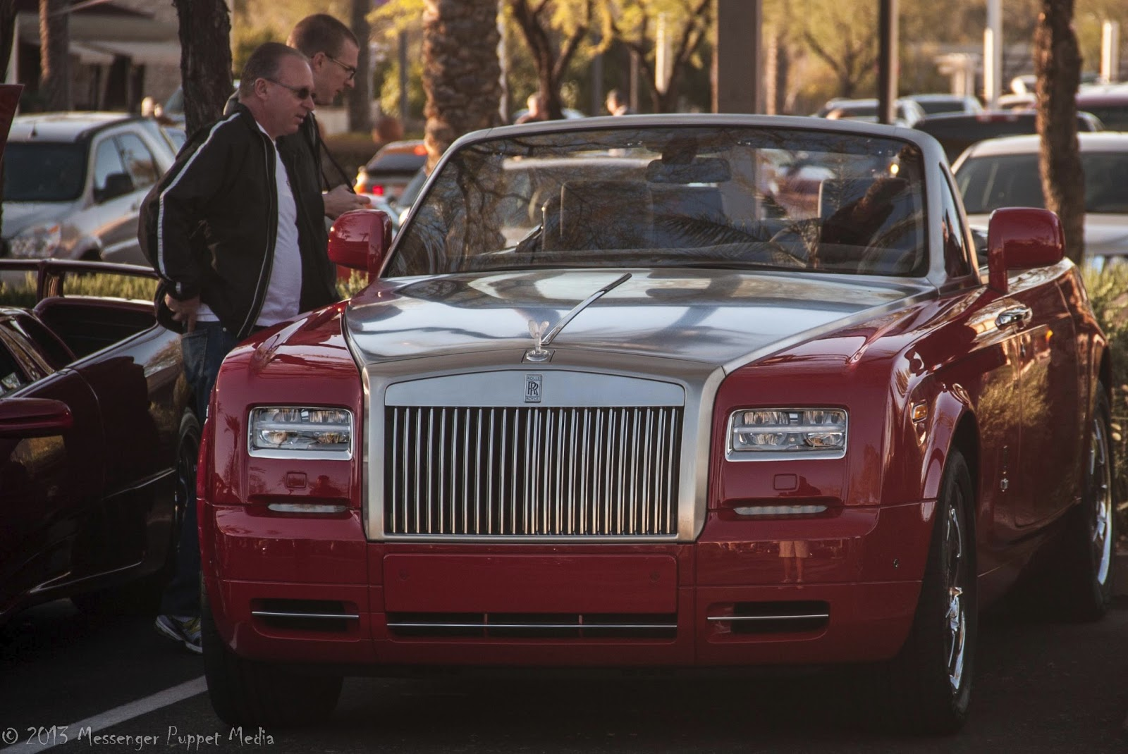 2013 Rolls-Royce Drophead Coupe