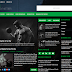 Gymster Responsive Blogger Template
