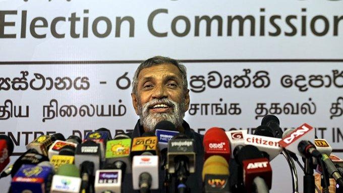 பேராசிரியர் ரட்ணஜீவன் ஹூல் மீது நம்பிக்கை உள்ளது - மஹிந்த தேசப்பிரிய