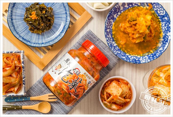 廣林燒烤料理-大頭韓式泡菜、吃泡菜選這味