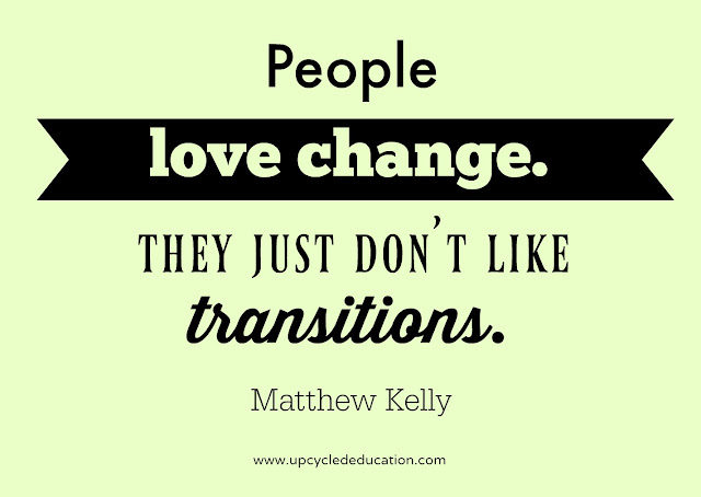 Matthew Kelly Quote People love change