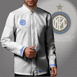 Baju Koko Inter Milan Murah