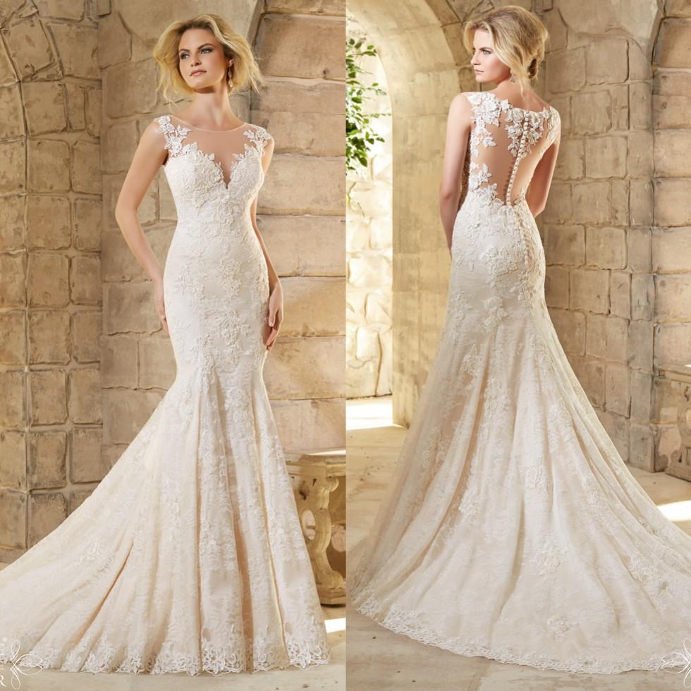 22e01887c Vestidos de novia hermosos y unicos – Vestidos de noche