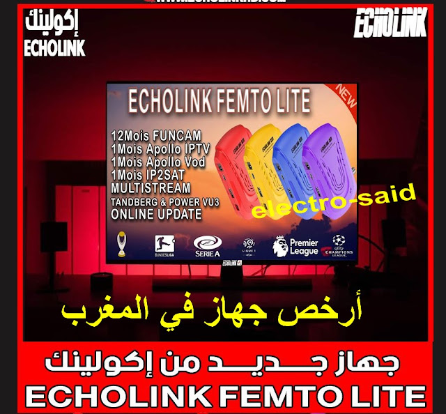 ECHOLINK FEMTO LITE
