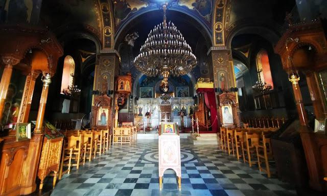 Ένταση, ξύλο και συλλήψεις σε εκκλησία της Χαλκιδικής